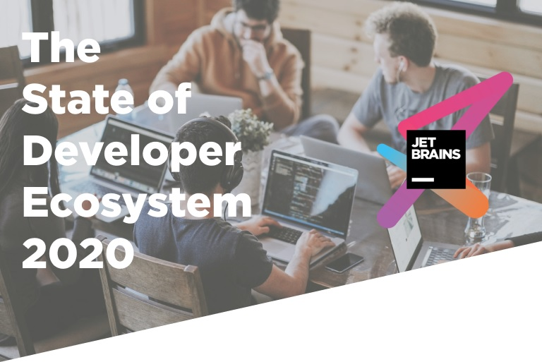Header State of Developer 2020