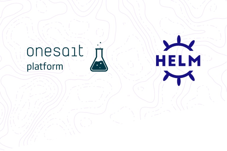 Onesait Platform deployments with Helm
