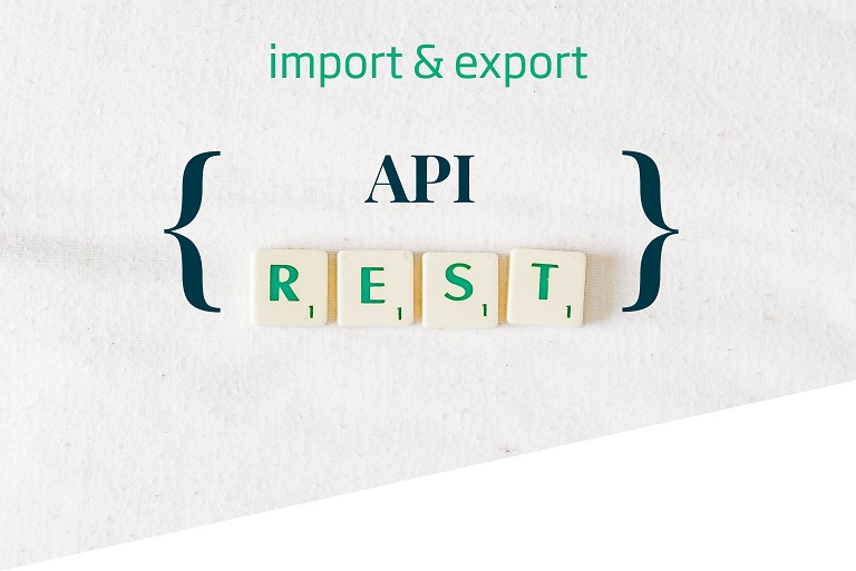 How to export and import data via the Onesait Platform REST API