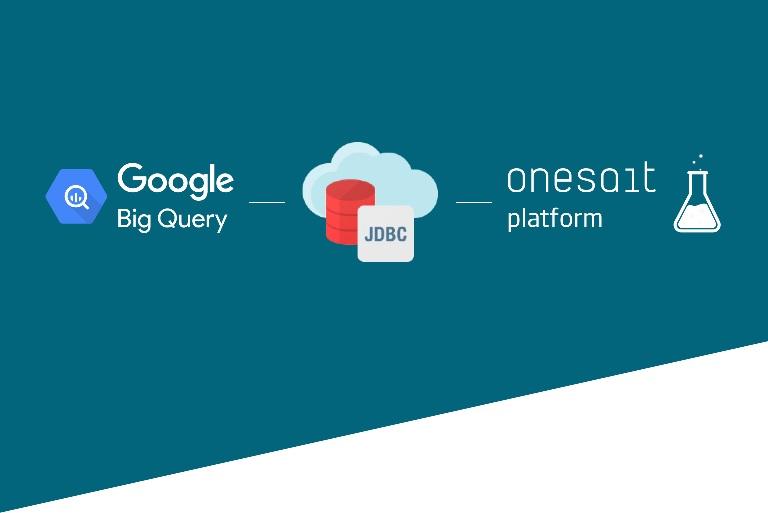 Conectando con Google BigQuery: Agentes JDBC