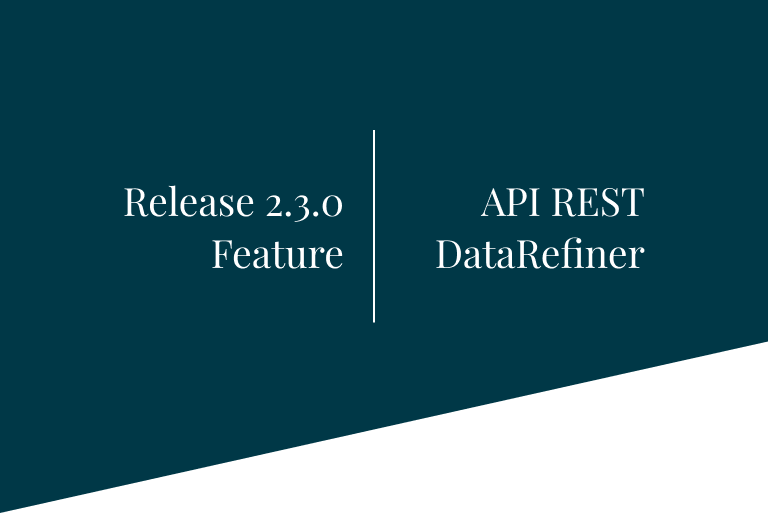 REST API to automate DataRefiner processes