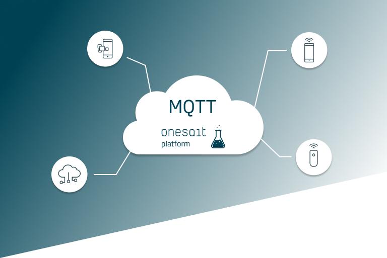 IoT MQTT connect in Onesait Platform