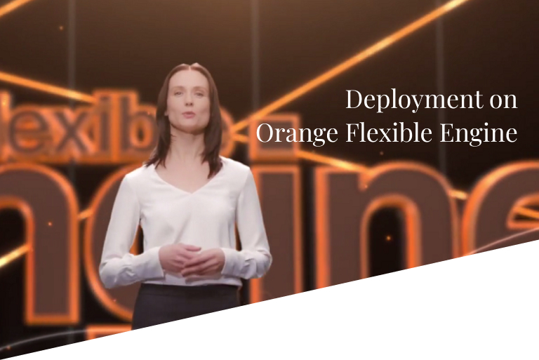 Despliegue de Plataforma usando la Cloud de Orange